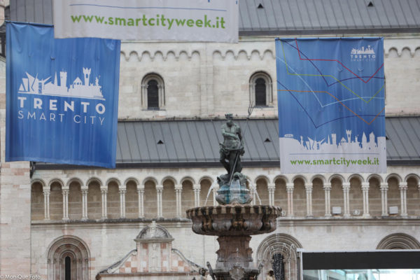 Numerosi gli appuntamenti domenica a Trento Smarty City Week 2019