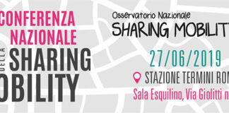 sharing mobility conferenza Roma 2019
