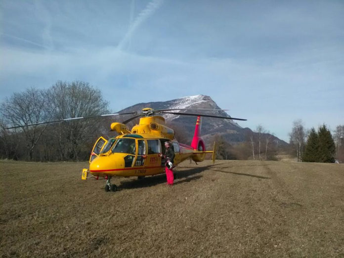 Soccorso alpino: incidente mortale in parapendio